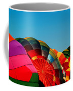 Racing Balloons Coffee Mug by Bill Gallagher