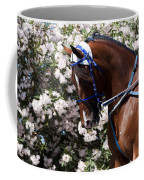 Racing Horse  Coffee Mug
