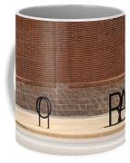 Rack Up In Okc Coffee Mug
