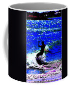Rad Skimboarder Coffee Mug