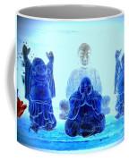 Radiant Buddhas Coffee Mug