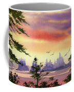 Radiant Coast Coffee Mug