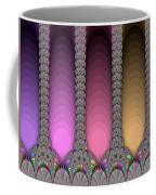 Radiant Columns Coffee Mug