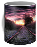Radiant Orchid Coffee Mug