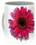 Radiant Sketch Coffee Mug