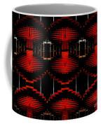 Radiation Dna Glow Coffee Mug