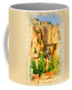 Radiator Springs Waterfall Coffee Mug