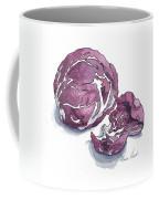 Refined Radicchio  Coffee Mug