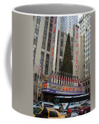 Radio City Music Hall 2003 Coffee Mug