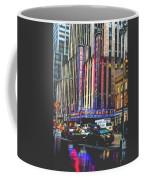 Radio City Music Hall New York City- 1 Coffee Mug