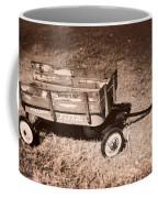Radio Flyer Trav-ler Wagon Coffee Mug