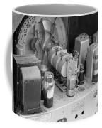 Radios Tubes Coffee Mug