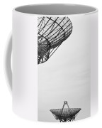 Radiotelescope Antennas.  Coffee Mug