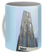 Radisson Blu Facade Vertical Coffee Mug