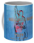 Rage Against The Machine Coffee Mug