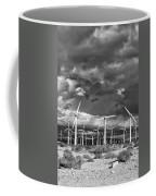 Rage Of The Wind Palm Springs Coffee Mug