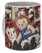 Raggedy Ann And Andy Coffee Mug