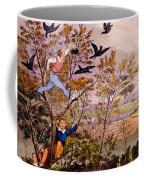 Raiding The Rook's Nest Coffee Mug