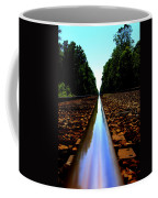 Rail Line Coffee Mug