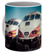 Rail Runner Twins Coffee Mug