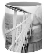 Railings Coffee Mug by Anne Gilbert