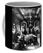 Railroad Directors, C1868 Coffee Mug
