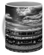 Railroad Gravel Car Coffee Mug