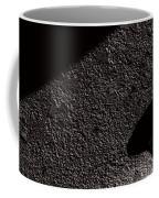 Railroad Spike And Rail Coffee Mug by Bob Orsillo