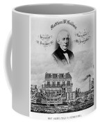 Railroad Train, 1832 Coffee Mug