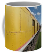 Railroad Train Coffee Mug
