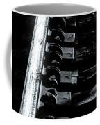 Rails And Ties Coffee Mug