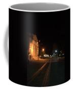 Rails Pre Dawn Coffee Mug