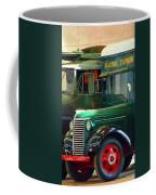 Railway Express Coffee Mug