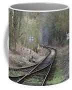 Railway Line Coffee Mug