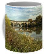Railway Viaduct At Waterside - Stapenhill Coffee Mug