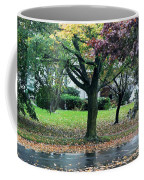 Rain And Leaf Ave Coffee Mug