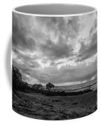 Rain Clouds At Sea 2 Coffee Mug