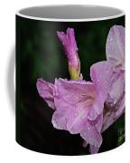 Rain Flower 1 Lavender Coffee Mug
