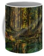 Rain Forest Sunbeams Coffee Mug