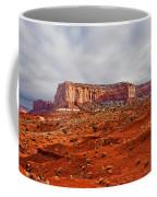 Rain God Mesa Coffee Mug