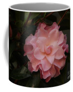 Rain Kissed Camellia Coffee Mug