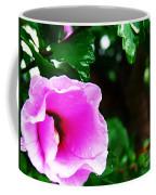 Rain Kissed Flower Coffee Mug