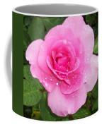 Rain Kissed Rose Coffee Mug