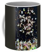 Rain Of Petals Coffee Mug