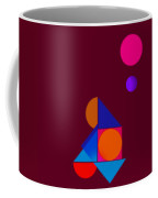 Rain Sailing Coffee Mug