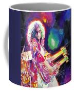 Rain Song Jimmy Page Coffee Mug