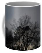 Rain Storm Clouds And Trees Coffee Mug
