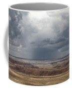 Approaching Storm The Painted Desert Arizona Coffee Mug