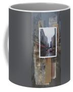 Rain Wisconcin Ave Tall View Coffee Mug