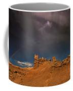 Rainbow And Sandstone Formations Fantasy Canyon Utah Coffee Mug